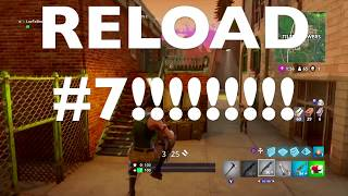 Fortnite Battle Royale - UNLIMITED RELOADING GLITCH (Can't Use Guns)