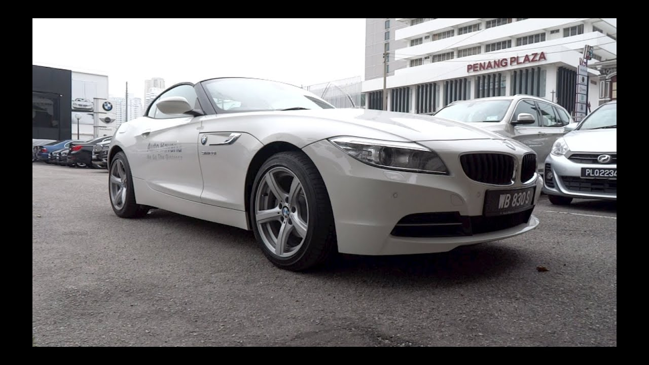 2015 Bmw Z4 Sdrive20i Start Up And Full Vehicle Tour