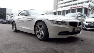 2015 BMW Z4 sDrive20i Start-Up and Full Vehicle Tour