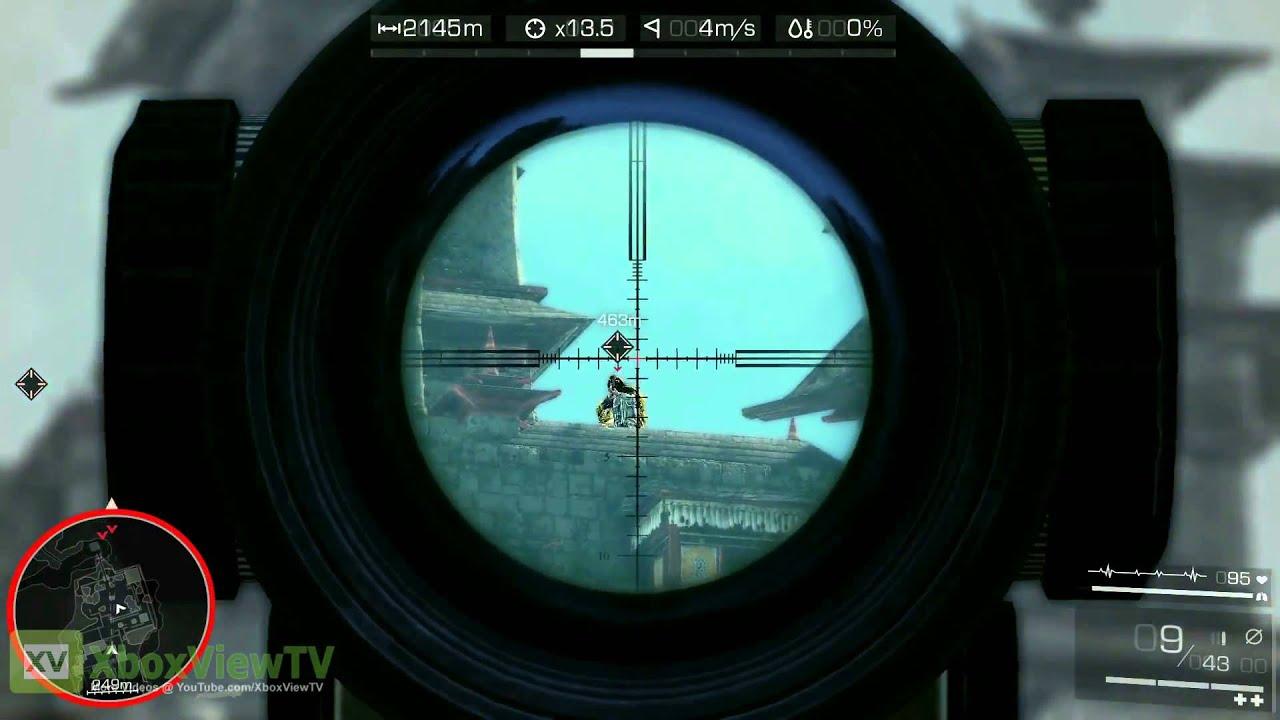 sniper: ghost warrior 2 | gameplay teaser trailer [en] (2013) | full