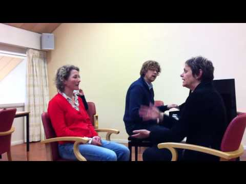Speech and Music Therapy for Aphasia