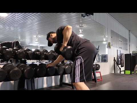Quick Back Workout | Strength | Fitness | Cable & Dumbbell Rows