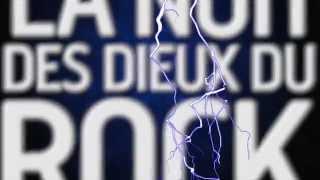 LA NUIT DES DIEUX DU ROCK