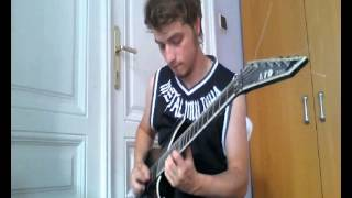 Скачать Five Finger Death Punch Jekyll And Hyde Solo Cover With Tabs