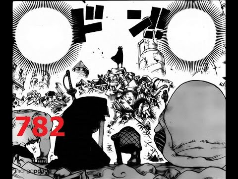 Quick Thoughts: One Piece Ch. 782 - FAMILY TIES