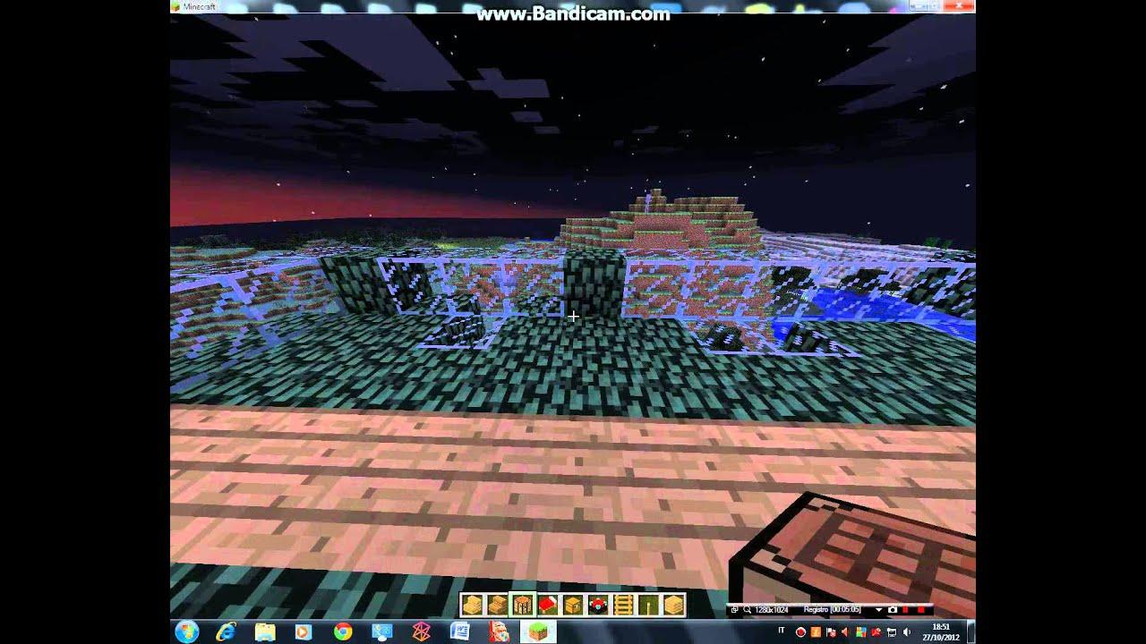2 gameplay minecraft come costruire una casa sull 39 albero youtube - Casa sull albero minecraft ...