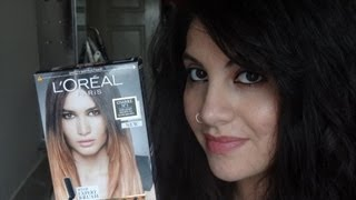One of Natasha Summer's most viewed videos: L'OREAL Wild Ombres Dip Dye-How to & Result | Natasha Summer
