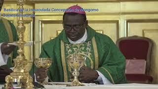 Basílica de Mongomo - Guinea Ecuatorial