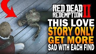 This Love Story Has Only Gotten Sadder - Red Dead Redemption 2 Secrets