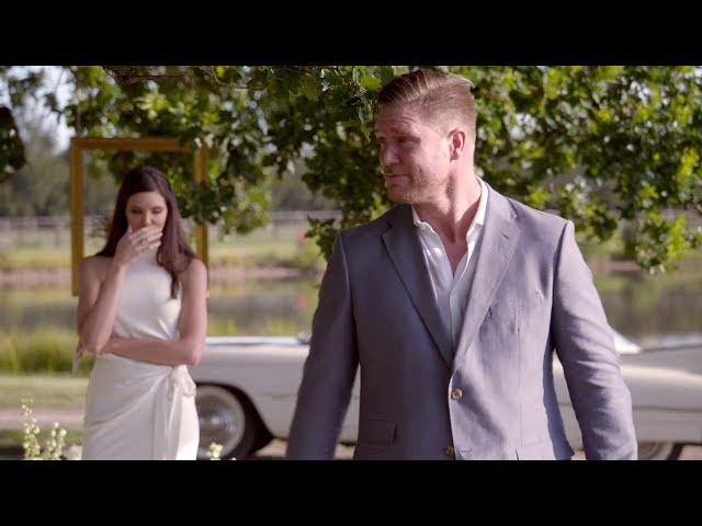Tears flow in the aftermath of Tracey and Dean's breakup | Married at First Sight Australia 2018