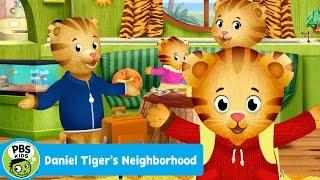 "DANIEL TIGER'S NEIGHBORHOOD | ""The Tiger Family Trip"" Song | PBS KIDS"