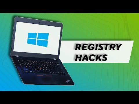 Best Registry Hacks To Make Windows 10 Better (2020)