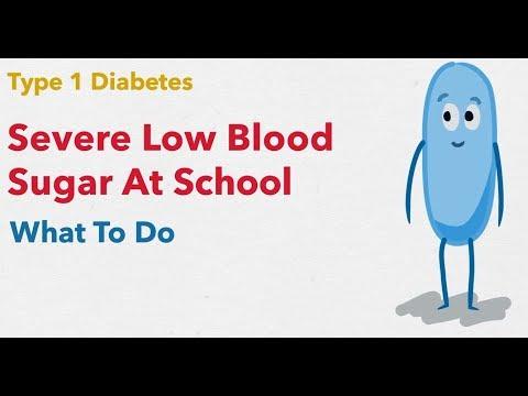 type-1-diabetes:-severe-low-blood-sugar-at-school