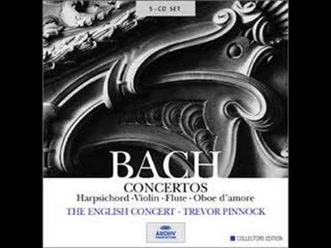 Bach - Concerto for 4 Harpsichords in A Minor BWV 1065 - 1/3