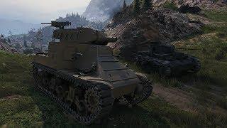 World of Tanks M2 Medium Tank 2170 DMG 1665 EXP 9 frags - Lakeville