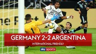 #germany vs argentina