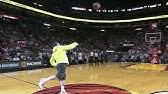 NBA Fans Making Half Court Shots For Money/Cars Compilation