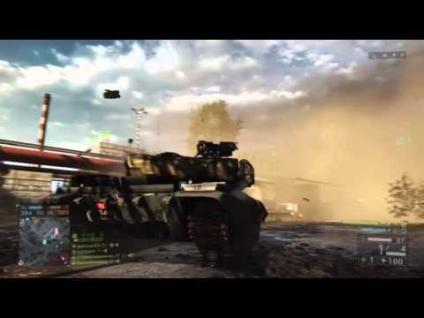Recruit to General Ep. 2 TANK!!!- BF4