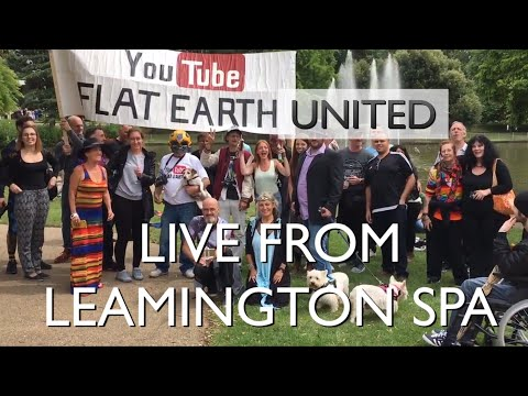 Flat Earth United Live From Royal Leamington Spa