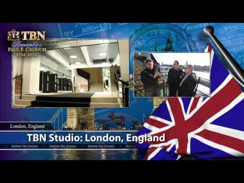 iTBN   Dr  Paul Crouch hosts with Matt Crouch, Richard Fleming from London, England   Jan 30, 2014