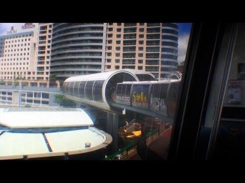 Sydney Monorail, Australia