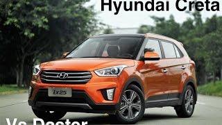 Hyundai Creta Хендай Крета так ли хороша против Duster