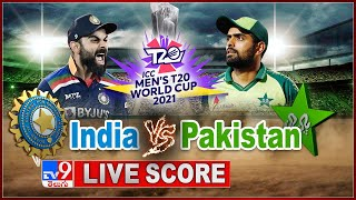 IND vs PAK, T20 World Cup LIVE : Pakistan beat India in World Cup for first time - TV9
