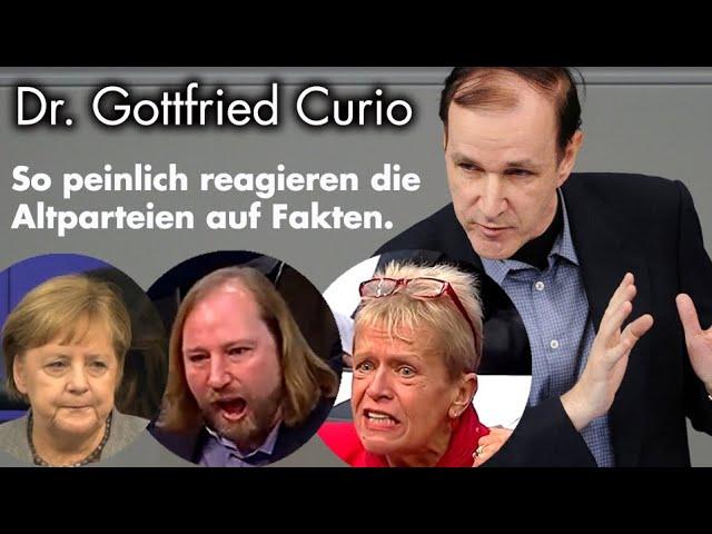 Bundestag: Entlarvendste Ausraster und peinlichste Reaktionen der Altparteien