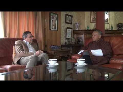 Wellness & Government Initiative Interview Bhutan