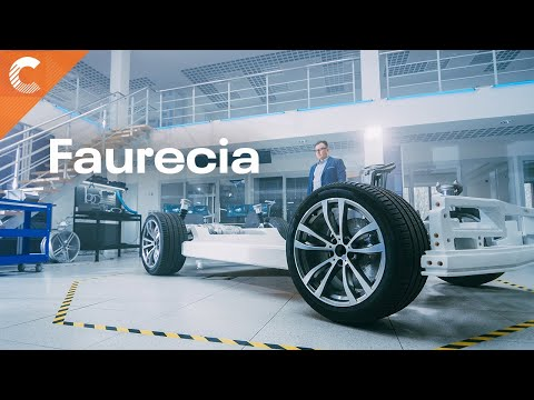 Faurecia: Reducing Manufacturing Costs and Improving Product Quality with IoT Analytics