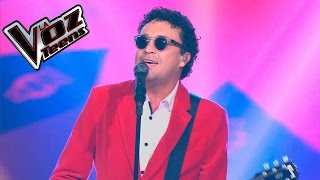 Andrés Cepeda canta 'Un ratito' | Recta final | La Voz Teens Colombia 2016