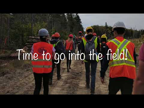 Field School in New Brunswick Part 2