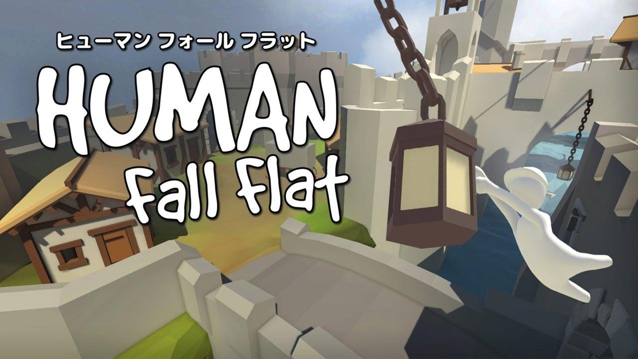 Human Fall Flat Wallpaper ヒューマン フォール フラット 紹介映像 Nintendo Switch Youtube