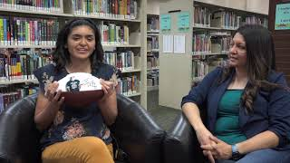 Meet Victoria and Jennifer: Mother-Daughter Library Volunteers