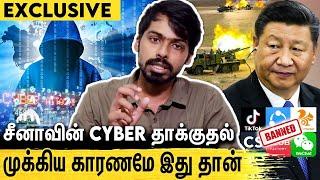 Hacker Shiva Balaji Exclusive Interview | 59 China Apps Ban