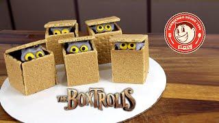 Cupcakes - (The Boxtrolls) - El Guzii