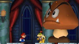 New Super Mario Bros DS Walkthrough - Part 4 - World 4