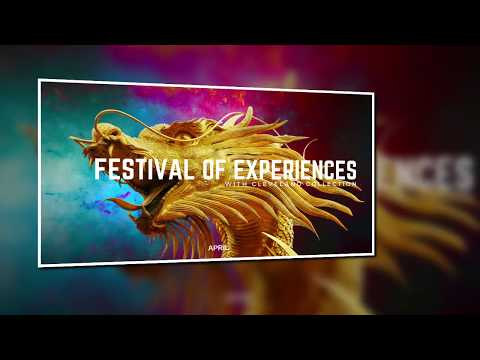 Festival of Experiences : April