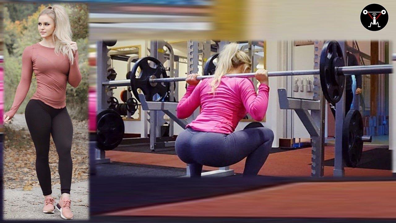 foto de Anna Nystrom rutina de ejercicios para tonificar todo el