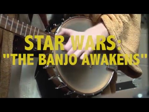"Banjo banjo tabs star wars : Star Wars: ""The Banjo Awakens"" - YouTube"
