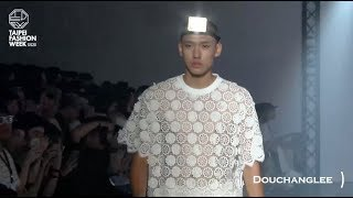 Taipei Fashion Week臺北時裝週-品牌秀 / Douchanglee SS20 (Mason)