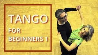 Tango for Beginners 1 | Walk - Link - Promenade
