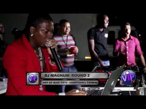 DJ Magnum Killin it At ART OF WAR- Round #2