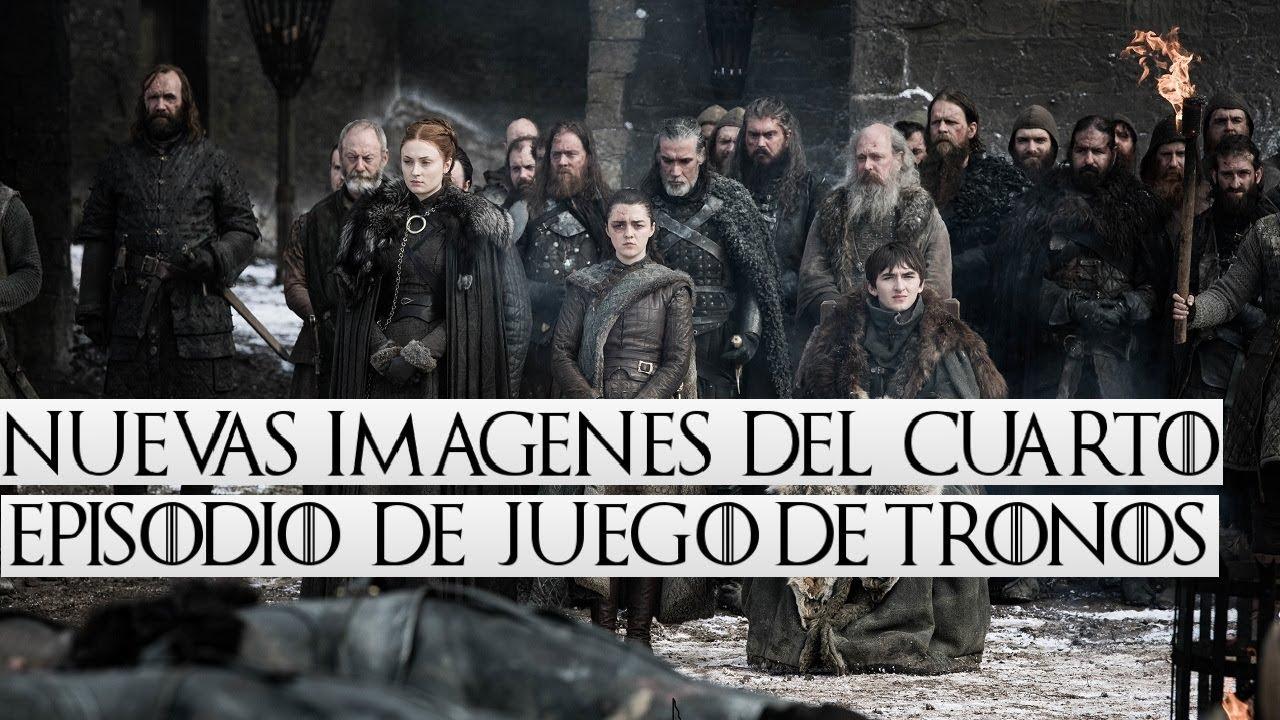 NUEVAS IMÁGENES del CAPITULO 4 Temporada 8 de Juego de Tronos ...