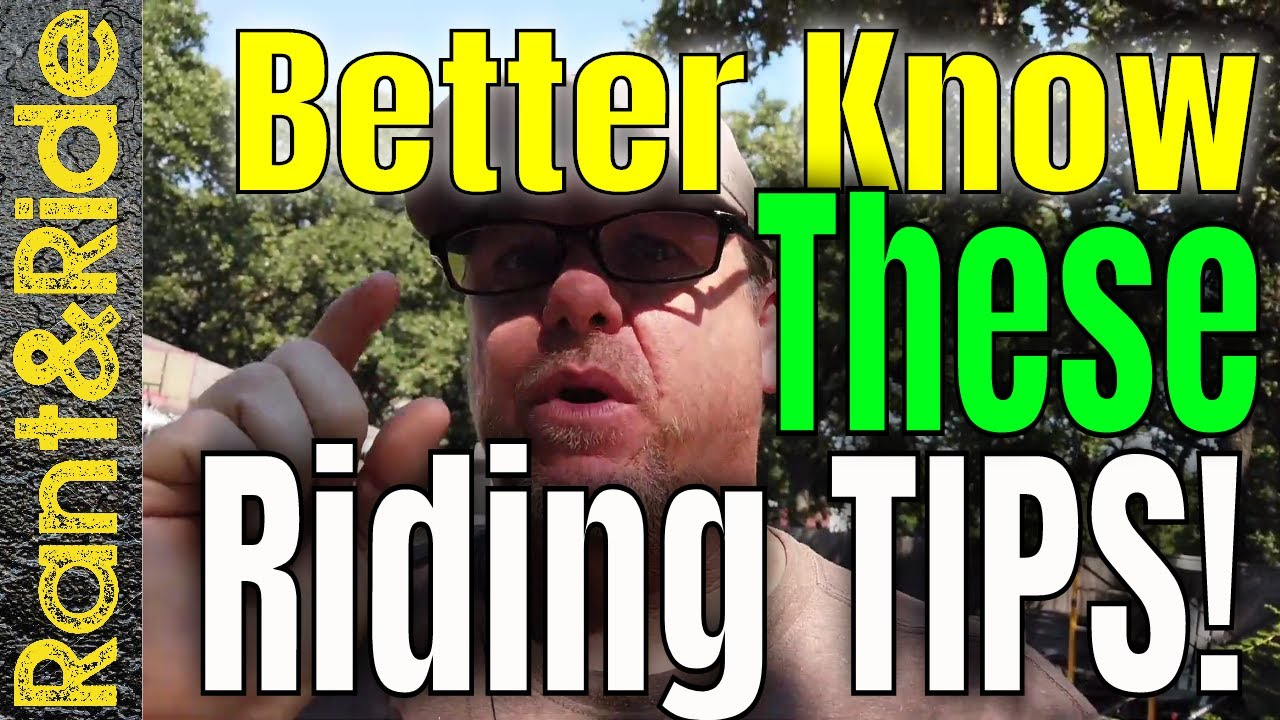 5 Must Know Tips For New Riders How To Ride Dual Sport Motorcycles