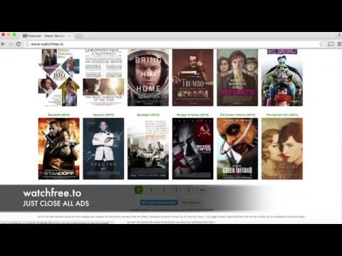 HOW TO WATCH FREE MOVIES AND TV SHOWS ONLINE