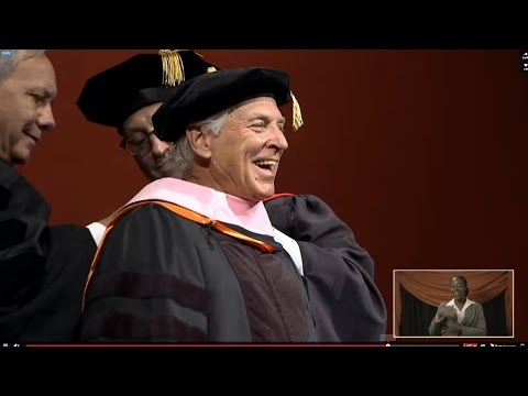Jimmy Buffett's University of Miami Commencement Speech