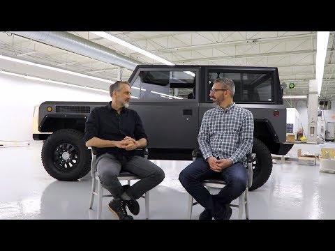 Bollinger Motors: Maker of Mid Mod Electric Trucks