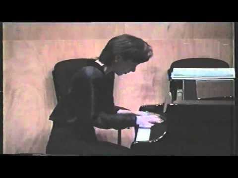Scriabin Sonata n° 9 - Ludmila Berlinskaia