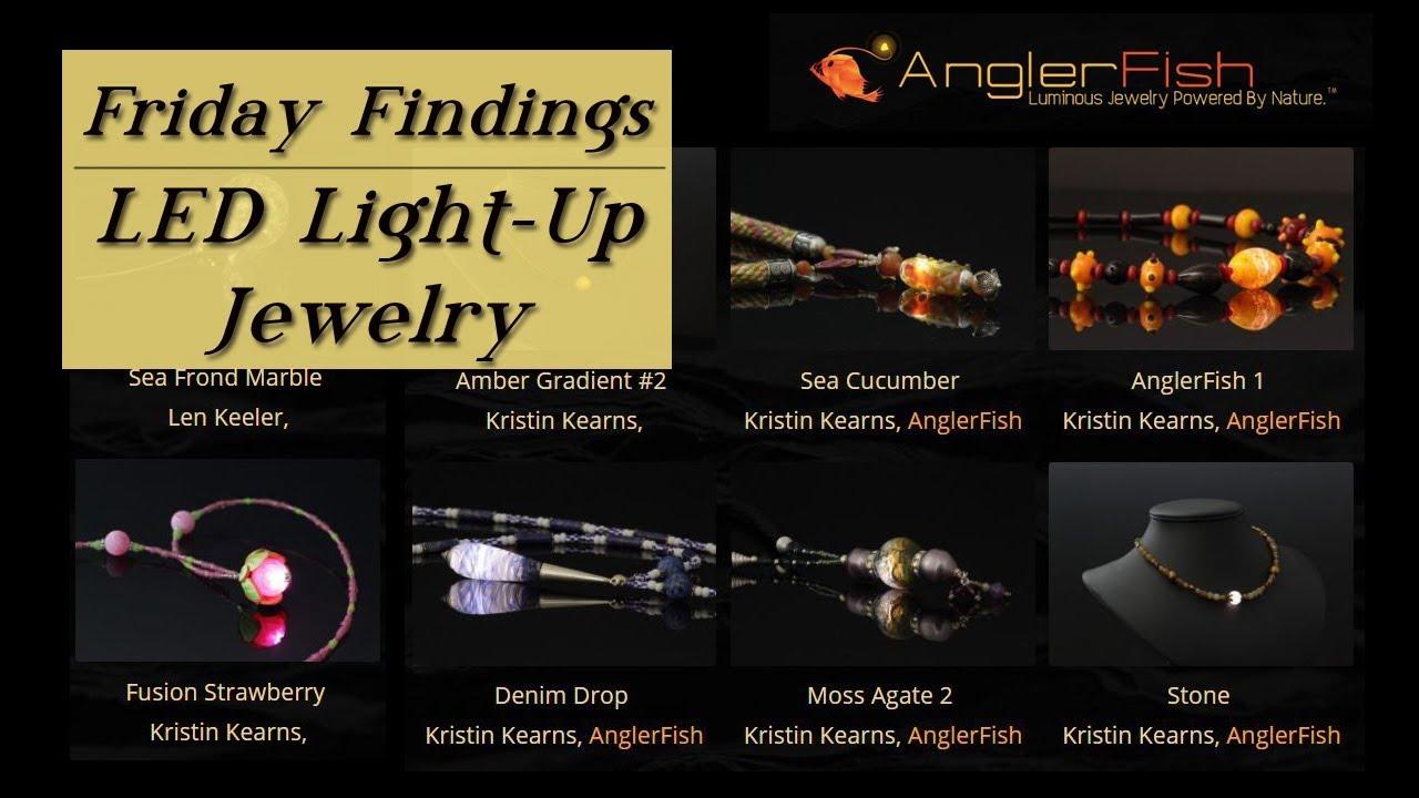 How To Make Luminous Beads Amp Jewelry Light Up Led